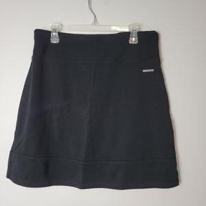 Smartwool Black Merino Blend Maybell Skirt